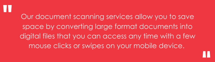 quote about doc scanning