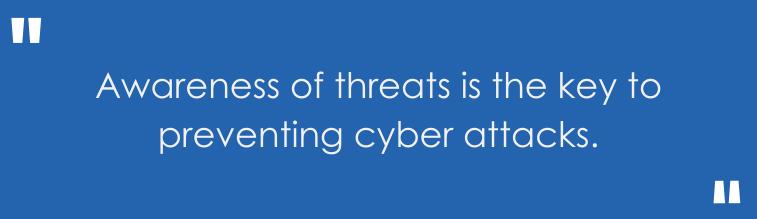 awareness of threats