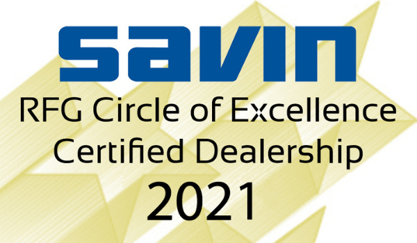 Ricoh RFG Circle of Excellence Certified Dealership